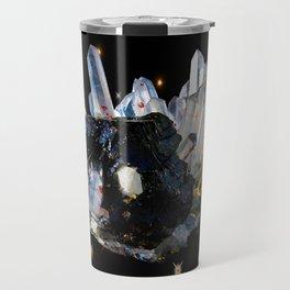 Star Aura Quartz Travel Mug