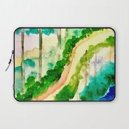 Lakeside Pathway Laptop Sleeve