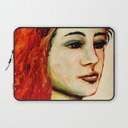 Red hair Laptop Sleeve