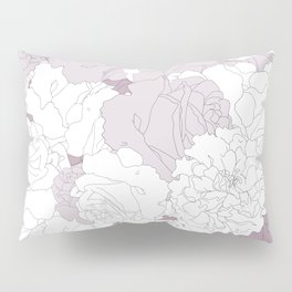 Tender Roses Pillow Sham