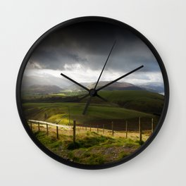 Keswick via Skiddaw Wall Clock