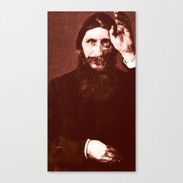 Rasputin 3 Canvas Print
