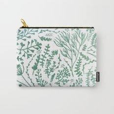 GREEN HERBS Carry-All Pouch