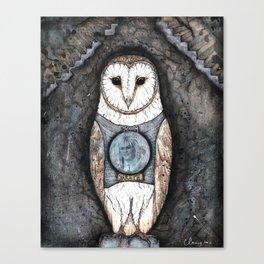 Team Jareth -Labyrinth Canvas Print