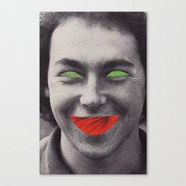 Trick or Treat? Canvas Print