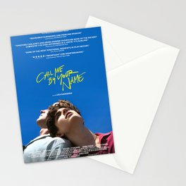 Call Me by Your Name - 2017 Stationery Cards