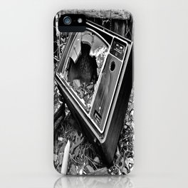 Kill Your Television iPhone Case