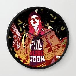 Guns N' Honey : Full Blood Goon x Hot Wall Clock