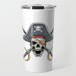 Co Arr Is Human Co Arr Is Pirate Funny Bow Arrow Sport Hunter Travel Mug