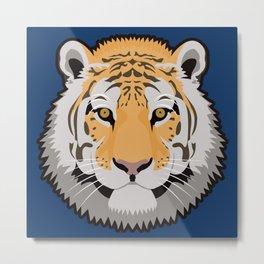 The Wild Ones: Siberian Tiger Metal Print