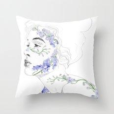 Botanical 2 Throw Pillow