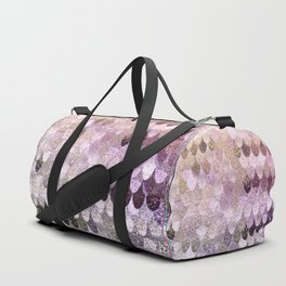 SUMMER MERMAID MOONSHINE GOLD Duffle Bag