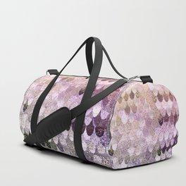 SUMMER MERMAID MOONSHINE GOLD Duffle Bag