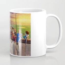 Feminism At Work Coffee Mug