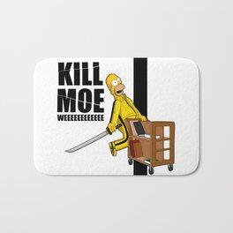 Kill Moe Bath Mat