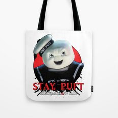 Stay Puft: Monster Madness Series Tote Bag
