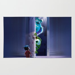 MONSTER Inc Rug
