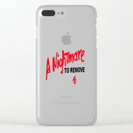 A nightmare to remove Clear iPhone Case