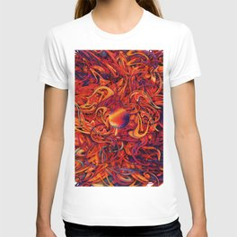 Holographic Boom T-shirt