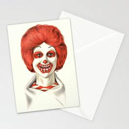 Dia De Los McMuertos Stationery Cards