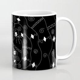 Swirling Coffee Mug