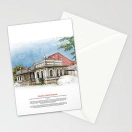 Jakarta Textile Museum Stationery Cards