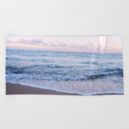 Ocean Morning Beach Towel