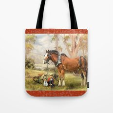 Ploughmans Lunch Tote Bag