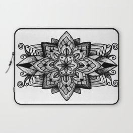 Mandala Curley Laptop Sleeve