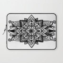Mandala Curley Laptop Sleeve
