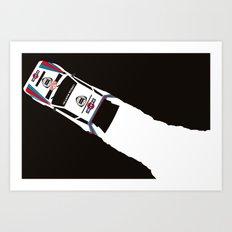 Delta S4 Art Print