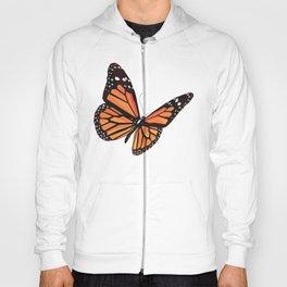 Geometric Butterfly Hoody