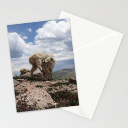 Grooming Goat Stationery Cards