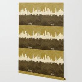 Chicago Illinois Skyline Wallpaper