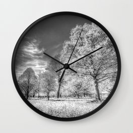 The Farm Of Dreams Wall Clock