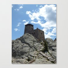 harney peak tower Canvas Print