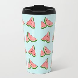 What a melon Travel Mug