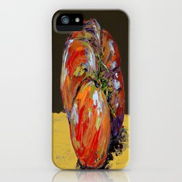 heirloom tomato iPhone Case