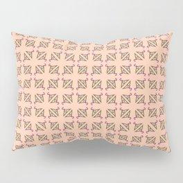 Triangular Hangers Pillow Sham