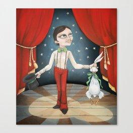 The Magician Canvas Print