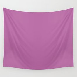 Pearly purple Wall Tapestry