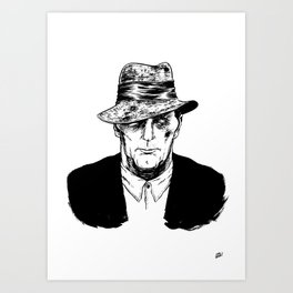 Mysterious Art Print