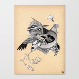 Oneness :: 6 Canvas Print