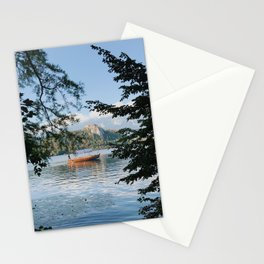Bled, Slovenia Stationery Cards