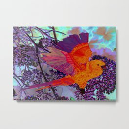Free to be yourself Metal Print