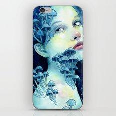 Beauty in the Breakdown iPhone & iPod Skin