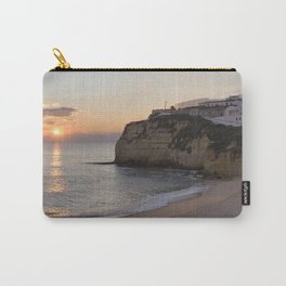Portugal, Carvoeiro at sunset. Carry-All Pouch
