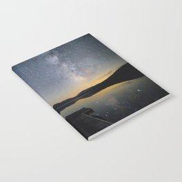 Milky Way in Truckee, CA Notebook