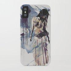 Bellydancer Abstract Slim Case iPhone X