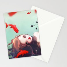 L'attente Stationery Cards